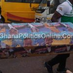 Nana Addo's aide condemns coffin mockery at NDC manifesto launch