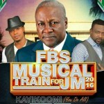 Music Group FBS Endorses John Mahama For 2016 Election