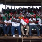 NDC Manifesto: Police monitor launch with drone