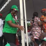 Nana Oye Lithur Is 'one of my best' -John Mahama