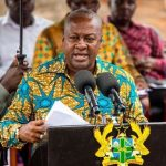 We'll give you 100.1% votes - Ajumako Chiefs tell President Mahama