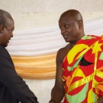 NDC's 'world bank' tag derogatory to Volta region - Togbe Afede