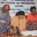 EC boss meets leadership of Parliament today