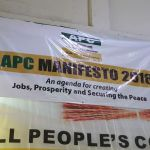 COMPARISON BETWEEN APC AND NPP MANIFESTOS