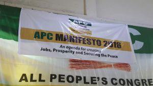 APC 2016 Manifesto (DOWNLOAD FULL DOCUMENT)