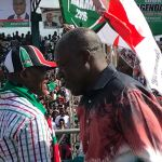 Veep warns against skirt and blouse vote as he ends N/region tour
