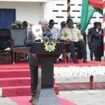 President Mahama launches Ghana import, export and transit process manual