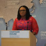 Charlotte Osei appointed UN International Elections Commissioner