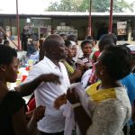 DKB storms Legon Bush Canteen.