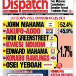 Mahama will win by 52% – Ben Ephson
