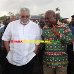 June 4 Anniversary: Mahama extends felicitations to Rawlings