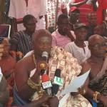 Peki chiefs deny endorsing Nana Addo