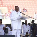 Akufo-Addo pays tribute to NPP fallen heroes