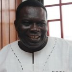 Former NDC General Secretary Josiah Aryeh has died