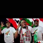I'll go naked if you don't come back - Onaapo singer warns John Mahama