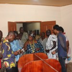 ICT centers commissioned by the Gov't in the Fanteakwa South