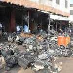 ABOSSEY OKAI SPARE PARTS DEALERS ASSOCIATION LEADERS COMPROMISED - GROUP CLAIMS