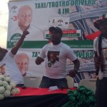 Trotro and Taxi Drivers Associations in Accra declare support for President Mahama