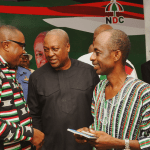 NDC calling on Mahama to contest election 2020 premature - Asiedu Nketia
