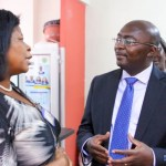 Dr. Bawumia visits Registrar General's Department unannounced