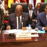 Akufo-Addo leaves Ghana for AU meeting in Ethiopia