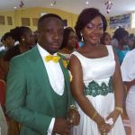 Mr. Beautiful ties the knot with his gorgeous lady