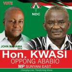 Former Sunyani MCE Oppong Ababio Reported Dead