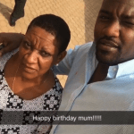 John Dumelo celebrates mum's 65th birthday (Video)
