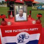 Bawumia pays last respect to aide Kwabena Boadu