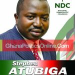 Stephen Atubiga's Posters for 2020 President Pop Up