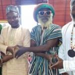 Rastafari Council visits Ras Mubarak