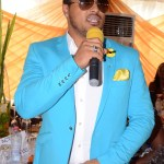 Allow Your Wife To Win – Actor Van Vicker Counsels His Publicist, Nii Attractive, On His Wedding Day