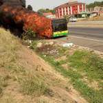 Two dead, dozens injured in accident involving MMT bus and bauxite truck