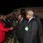 Akufo-Addo Saved From Near Plane Disaster