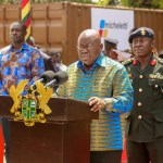 Akufo-Addo Selling Free Fertilizer