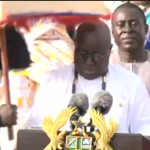 Stop laziness, stealing at work – Akufo-Addo