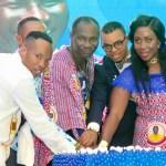 Prophet Kobi celebrates birthday with Kofi Adams, Lil win, Bishop Obinim, Prophet Owusu Bempah & oth...