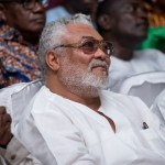 Big men in NPP complain to me about massive corruption in govt – Rawlings