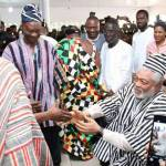 Rawlings congratulates Yaa Naa, people of Dagbon