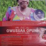 COCOBOD funded Dr Opuni mother's funeral - Abronye DC