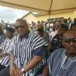 John Mahama observes one year anniversary of his mother's death