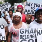 Ghana ranked as the 43rd most peaceful country in the world