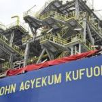 President Nana Addo Commissions FPSO Kufuor