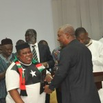 NDC honours Jewel Ackah, 55 Others