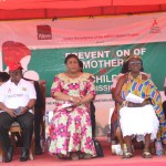 REBECCA AKUFO ADDO URGES MORE SUPPORT FOR WOMEN TO END MOTHER -TO-CHILD HIV TRANSMISSION