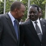 Kenya's President Uhuru Kenyatta takes comfortable Lead after peaceful vote