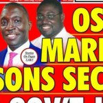 Osafo Maafo's Sons Secure Top Gov't Jobs