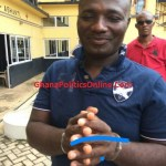 NATIONAL SECURITY COORDINATOR WAS UNAWARE OF APPIAH STADIUM ARREST.