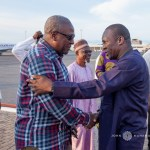 John Mahama's approval & support was crucial to my election as Speaker – Alban Bagbin declares