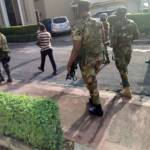 Military clashes with Woyome over valuation of his property (Video)